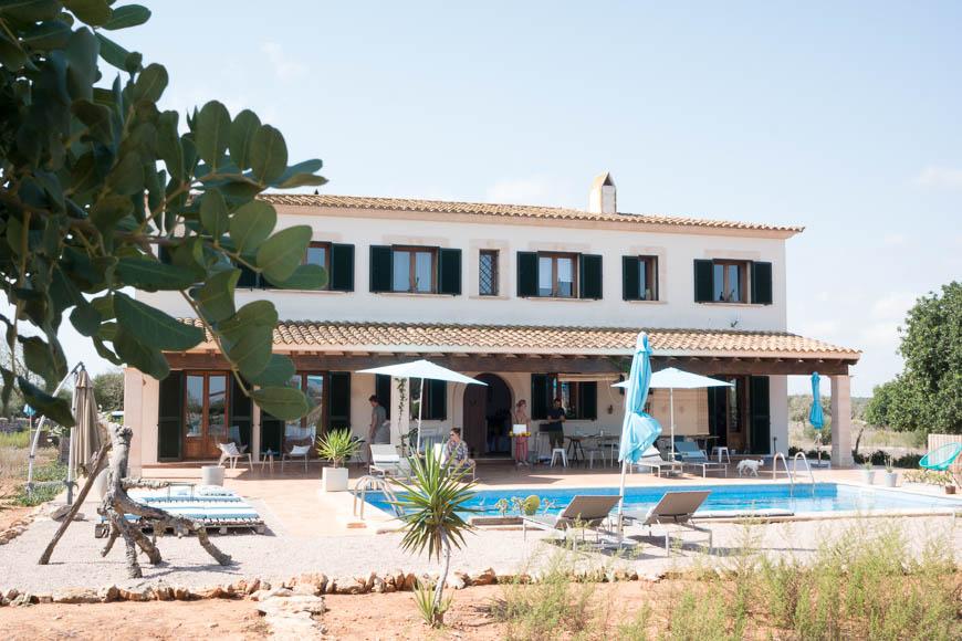 Das Fincahotel Casa Carpau Mallorca Momente